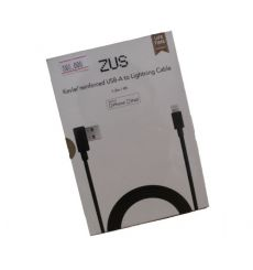 ZUS - Kevlar reinforced USB-A to Lightning Cable 1.2 M.
