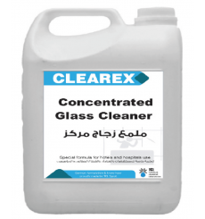 CLEAREX Conc - Concentrated Glass Cleaner