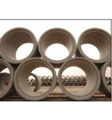 Concrete pipes for open Trench laying without bell