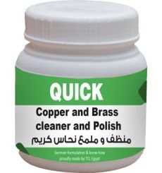 QUICK-Copper and Brass Cleaner and Polish